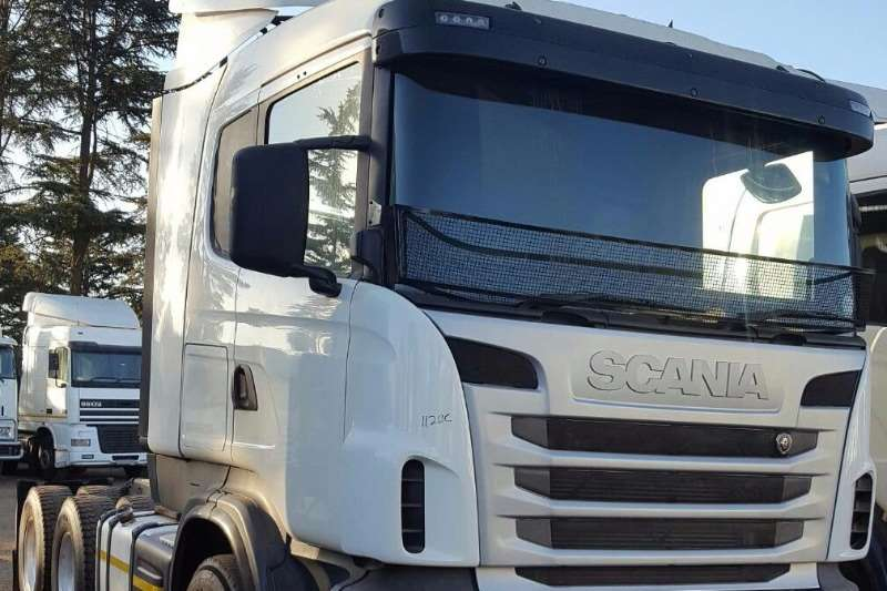 Truck-Tractor Scania  Double Axle 2013 SCANIA R460 2013