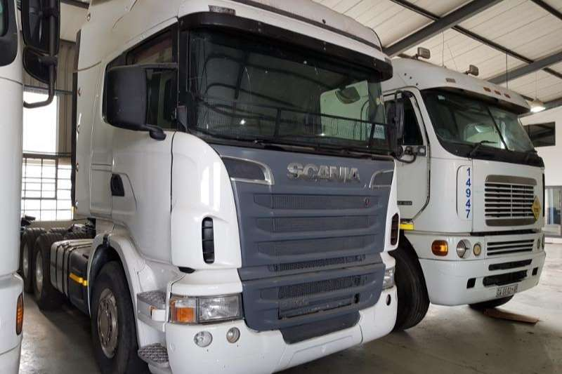 Scania Double axle R SERIES 500 WITH HYDRAULICS Truck-Tractor