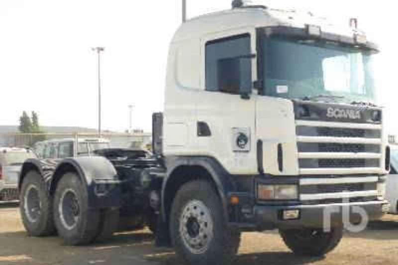 Scania R164CA Truck-Tractor