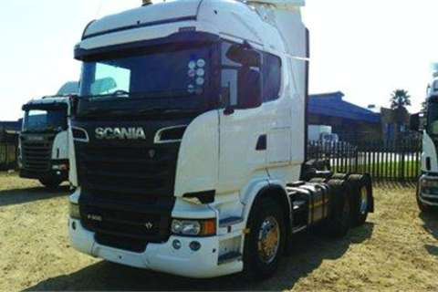 Truck-Tractor Scania R500- 2013