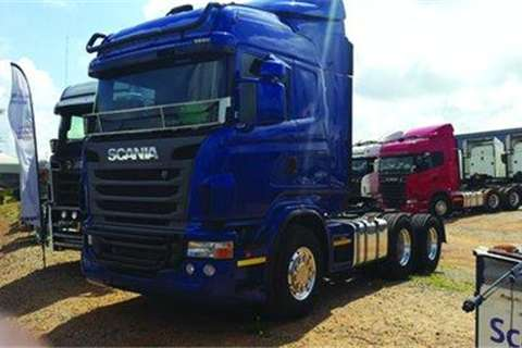 Truck-Tractor Scania R620 HP 6x4 T/T- 2013