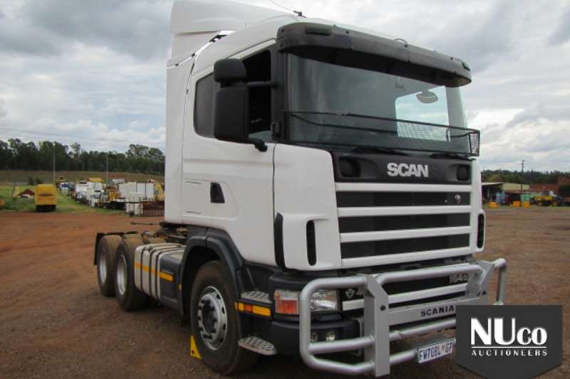Truck-Tractor Scania SCANIA 164G 480 V8 6X4 HORSE 0