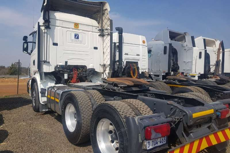 Scania SCANIA R500 HIGHROOF Truck-Tractor