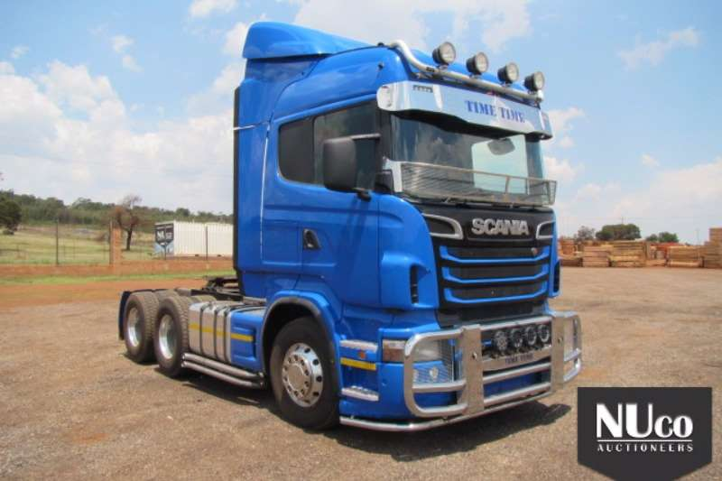 Truck-Tractor Scania SCANIA R500 V8 6X4 HORSE#9BSR6X40003667090 2010