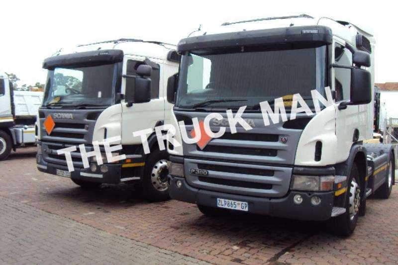 Truck-Tractor Scania Single Axle P380 2010