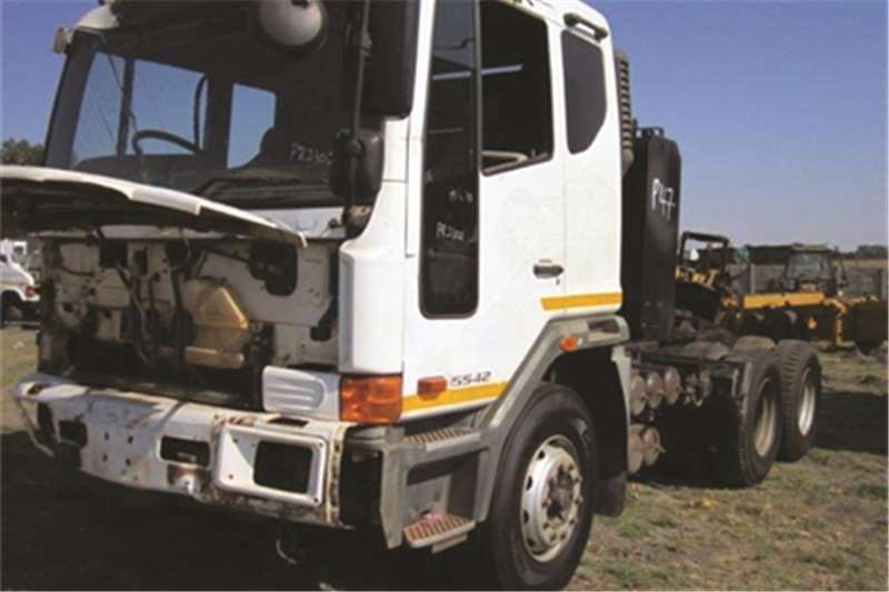 Tata 5542 Truck-Tractor