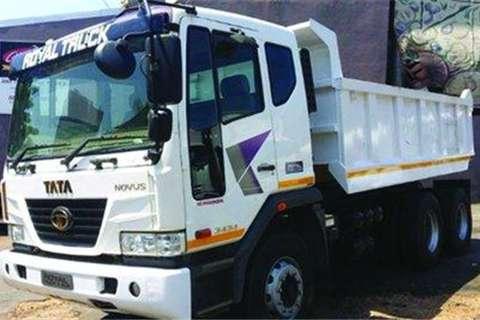 Truck-Tractor Tata Novus 3434- 2016