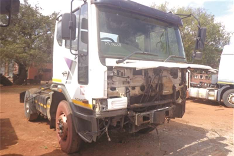 Truck-Tractor Tata Single Axle 5542 0