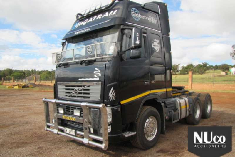 Truck-Tractor Volvo VOLVO FH16-610 6X4 HORSE 2009