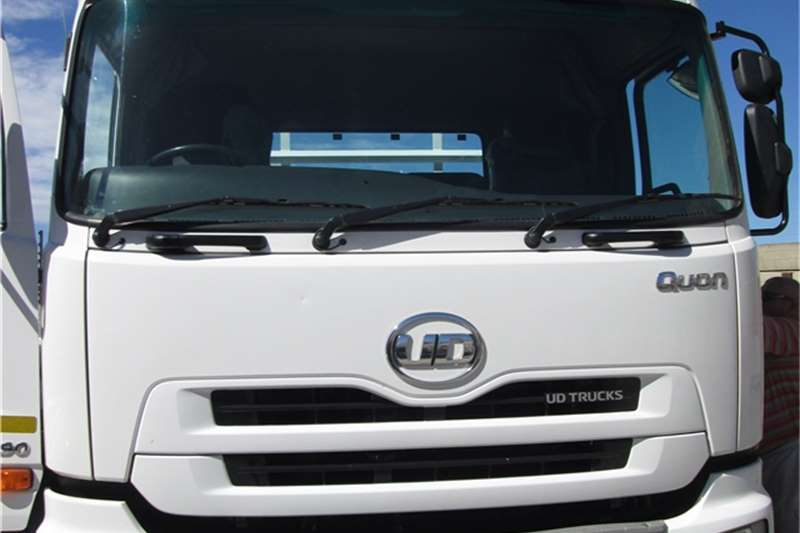 Truck UD Flat Deck 2012UD Quon CW26490 FDeck 2012