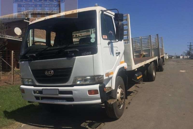 UD Flat deck NIssan UD 80 Truck