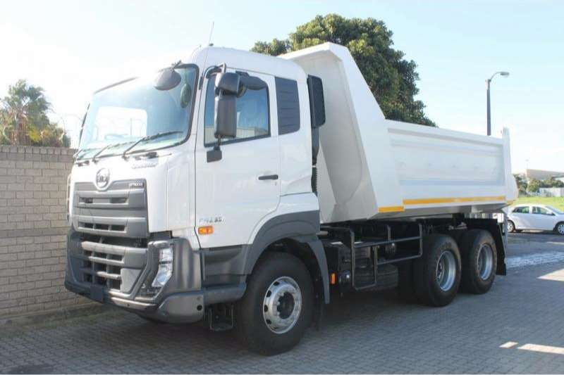UD Tipper New, Quester CGE 420 8x4 Truck