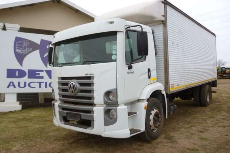 Truck VW Constellation 15-180 With Pantec Body 2008