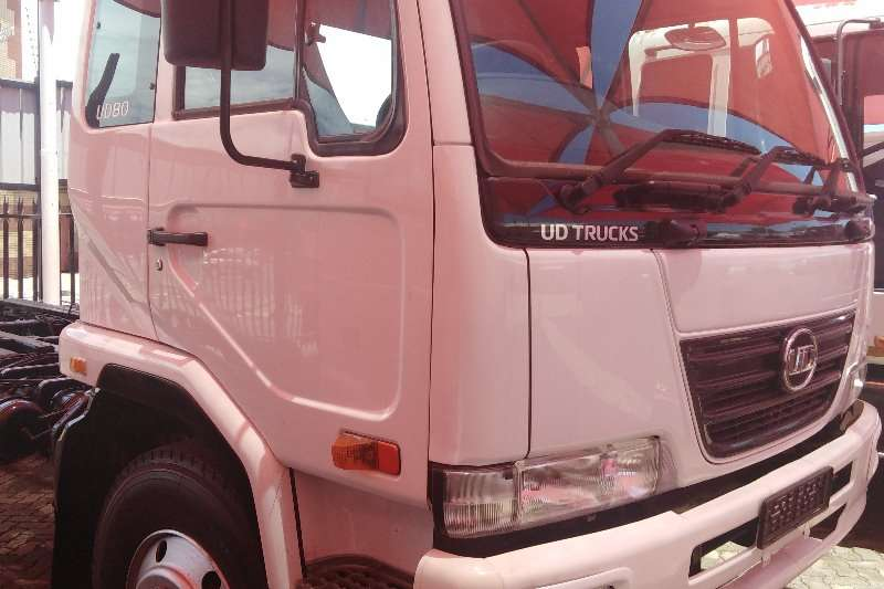 UD Truck Chassis Cab UD80 CHASSIS CAB 2017