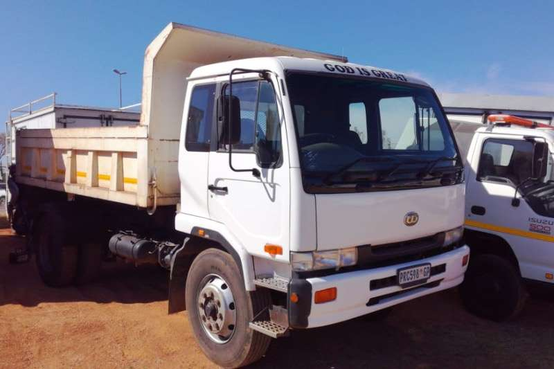 UD Tipper UD 60 TIPPER TRUCK R329000 Truck
