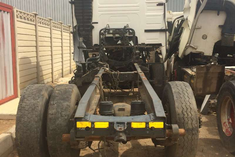 Volvo FH13 Version 2 Stripping For Spares