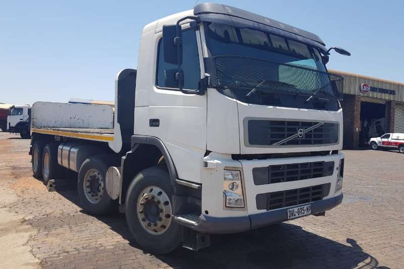 Volvo Truck Chassis Cab Volvo 8x4 Twinsteer Trucks x2 Available 2008