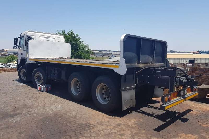 Volvo Chassis cab Volvo 8x4 Twinsteer Trucks x2 Available Truck