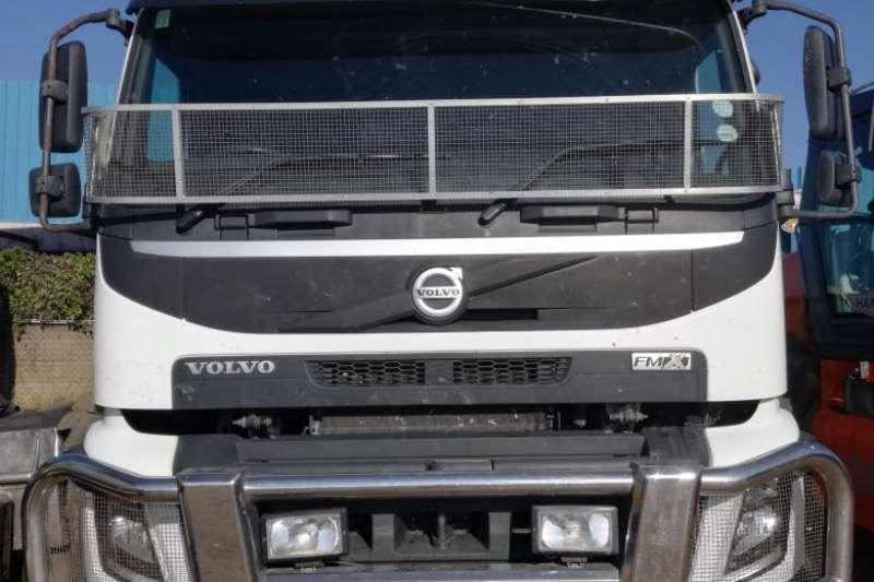 Volvo Truck-Tractor Double Axle FMX440 2014