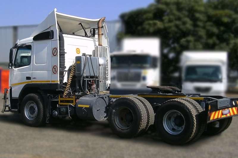 Volvo VOLVO FM380 Truck-Tractor