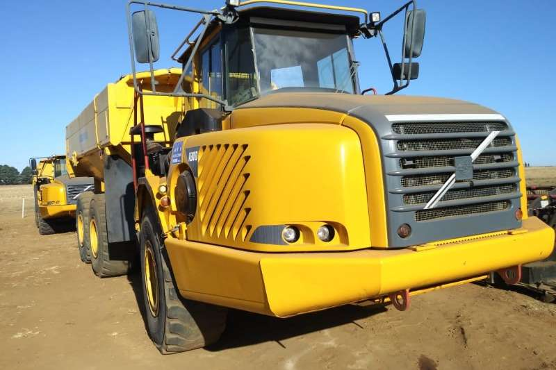 Volvo VOLVO A30D 18000L DIESEL BOWSERS