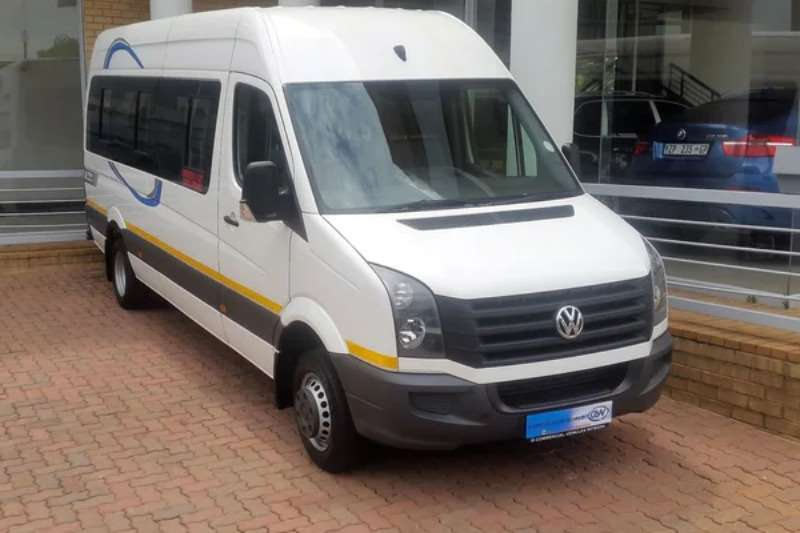VW Buses 22 Seater Crafter 50 2.0 TDi HR (80 KW) F/C 2018