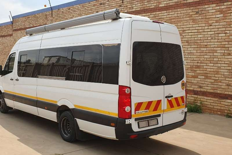VW 23 seater CRAFTER 50,120KW,XLWB,23 SEATER,LUXURY BUS,AIRCON Buses