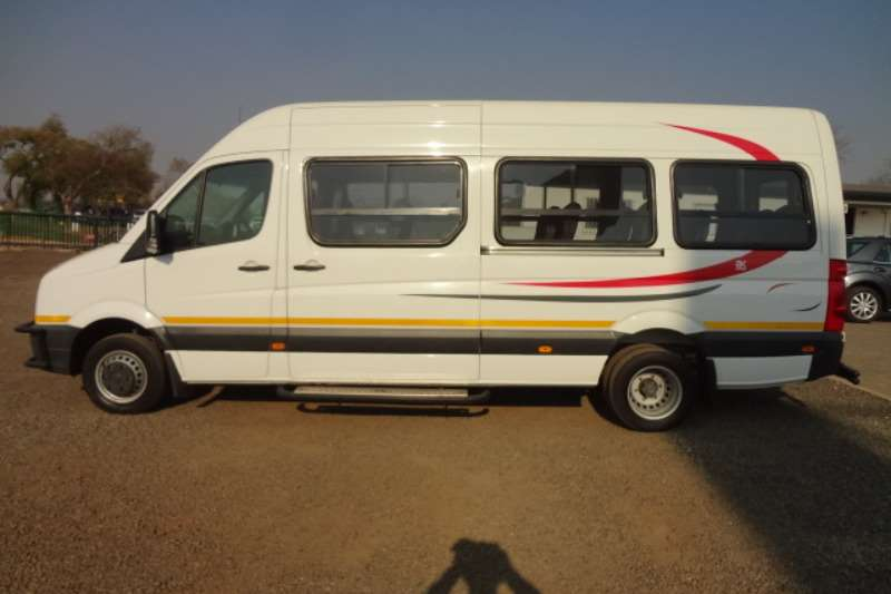 VW Crafter Bus Buses