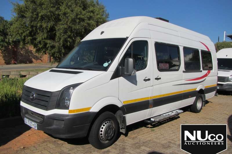 VW VW CRAFTER 50 2.0 BITD MINI BUS Buses