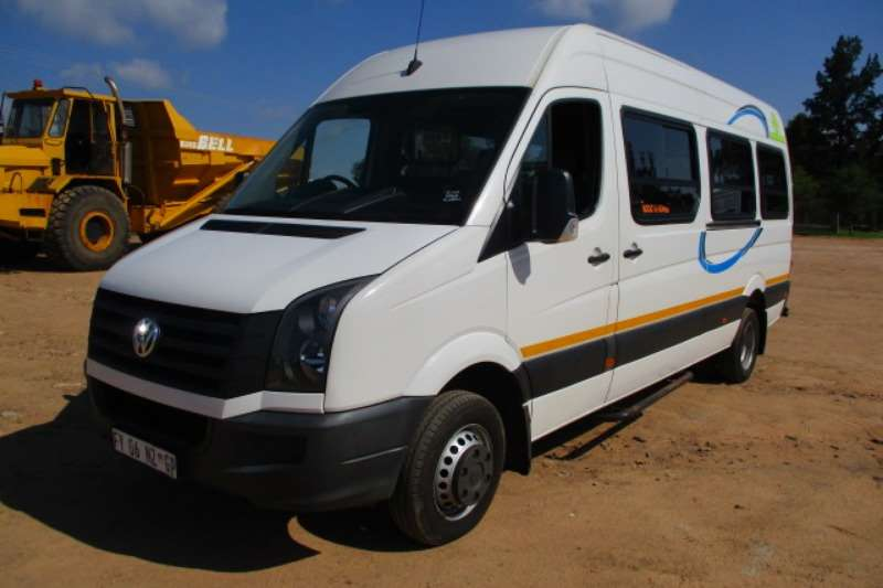 VW VW CRAFTER TDI 22 SEATER BUS