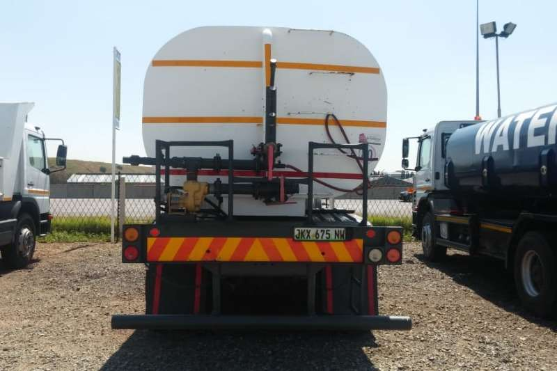 POWERSTAR 2628 6x4 16,000l Water Tanker Water bowser