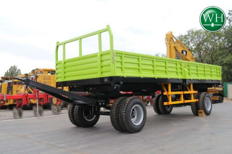 Zoomlion 10Ton with 3 way tipping function