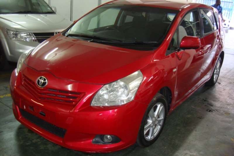 2011 Toyota Verso