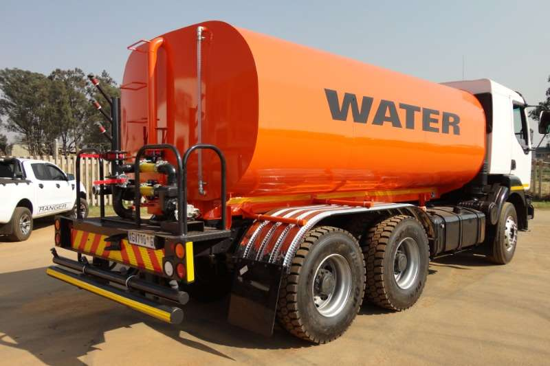 Manufacturers of quality Water Tankers