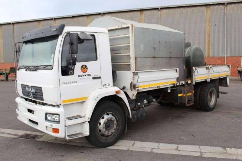 MAN CLA 15.220 4x2 Drop Side Truck
