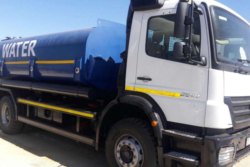 Mercedes Benz AXOR 2628 6X4 RIGID TRUCK