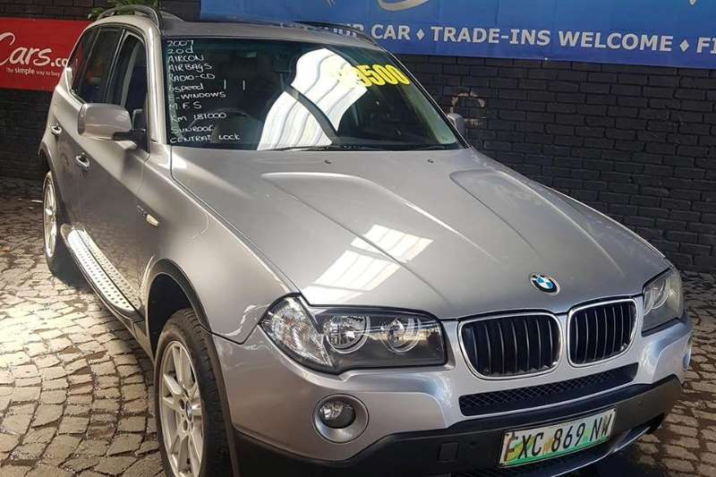 2007 BMW X series SUV