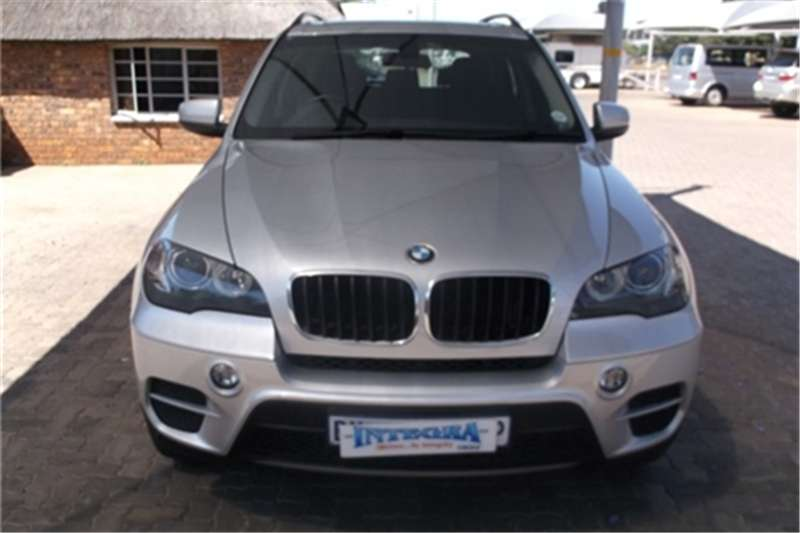 BMW X series SUV