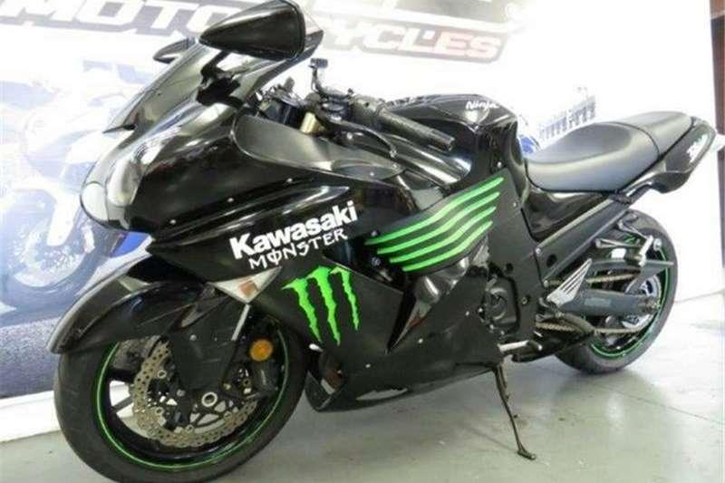2009 Kawasaki ZX14 Ninja